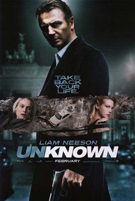 【映画】『 アンノウン 』 感想〜誰も自分の事を知らない世界に行きたくなったら(行きたくなくても)