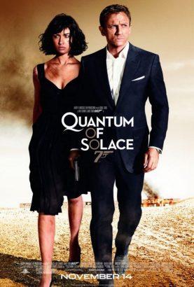 【映画】007 慰めの報酬  感想~実質「カジノ・ロワイヤル2」