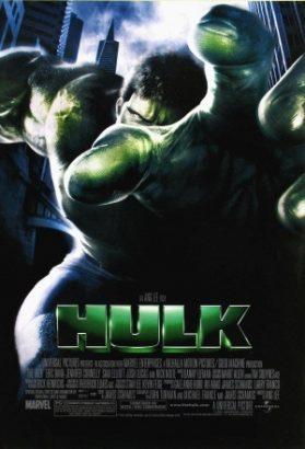 【映画】『 ハルク 』 感想〜ヒーローアクション映画からヒーローとアクションを除外した残り滓